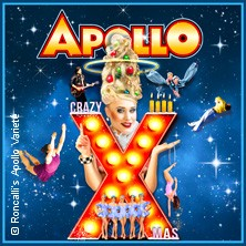 Roncalli's Apollo Variete Düsseldorf: Crazy X-Mas Tickets