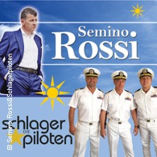 Semino Rossi mit seinen Schlagerhits - Vorprogramm Schlagerpiloten