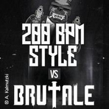 200 Bpm Style Vs. Brutale - The Battle Edition Tickets