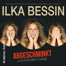 Ilka Bessin - Abgeschminkt - und trotzdem lustig in WUPPERTAL * Live Club Barmen,