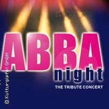 ABBA Night - The Tribute Concert