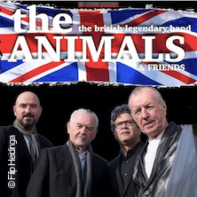 The Animals - The British Legendary Band