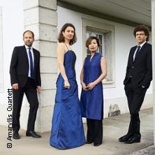 Amaryllis Quartett in LÜBECK * Kolosseum,