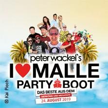 Peter Wackel's I Love Malle Partyboot 2019 u.a. mit Peter Wackel, Die Atzen u.v.m in KÖLN-ALTSTADT, 24.08.2019 -