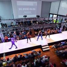 Mercedes Fashion Night in ZWICKAU * Rathaus Zwickau - Bürgersaal,