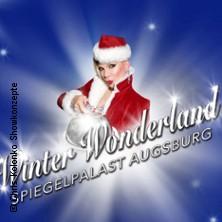 Winter Wonderland im Spiegelpalast in AUGSBURG * Spiegelpalast Augsburg,