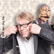 Jörg Jará: Puppen-Therapie in HARRISLEE * Bürgerhaus,