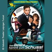 Das Beste kommt zum Schuss! - Kabarett - Theater Leipziger Funzel