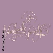 Vaudeville Variety Burlesque Revue