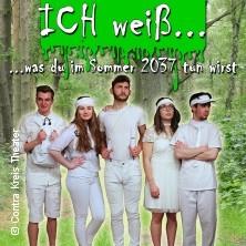 Ich Weiß...was Du Im Sommer 2037 Tun Wirst - Contra Kreis Theater Bonn Tickets