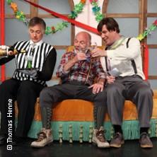 Karten für Drei Männer im Schnee - Oststadt Theater Mannheim in Mannheim