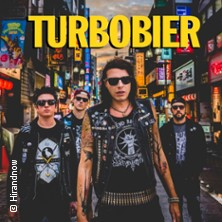 Turbobier - King Of Simmering Tour 2019