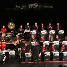 Big Band im Quadrat