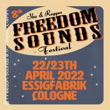 Freedom Sounds Festival | 24./25. April 2020
