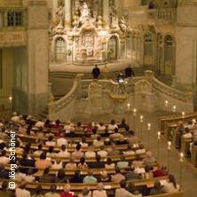 Literarische Orgelnacht bei Kerzenschein | Frauenkirche Dresden 2019 in DRESDEN * Frauenkirche Dresden,