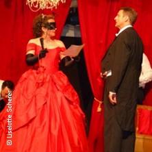 Die Fledermaus - Kammeroper Augsburg in AUGSBURG * Augustanasaal,