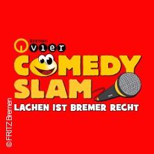 Comedy Slam - Lachen ist Bremer Recht