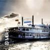 "Jever-Matjes-Schlemmerfahrt - Schaufelradschiff MS""Louisiana Star""/ Rainer Abicht Elbreederei"