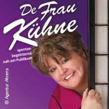 De Frau Kühne