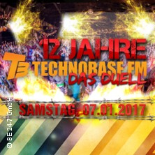 12 Jahre Technobase.FM: Das Duell