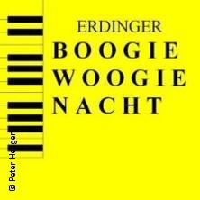 32. Erdinger Boogie Woogie Nacht Tickets
