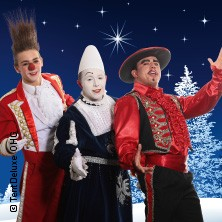 Zirkus: 6. Schweriner Weihnachtszirkus Karten