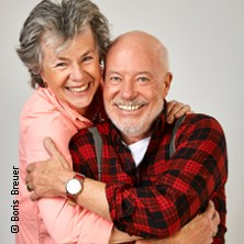 Margie Kinsky & Bill Mockridge: Hurra, wir lieben noch! in Bonn, 13.12.2017 -