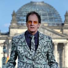 Karten für Chin Meyer: Macht! Geld! Sexy? - Finanzkabarett in Freyburg/unstrut