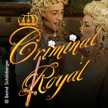 Criminal Royal - Dinner Show präsentiert von WORLD of DINNER in Essen * Schlosshotel Hugenpoet