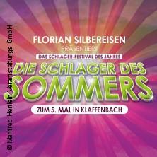 Die Schlager des Sommers 2017 / Gastgeber: Florian Silbereisen
