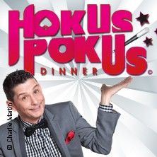 Hokus Pokus Dinner präsentiert von WORLD of DINNER