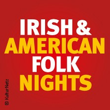 Irish & American Folk Nights - The Bottled Spirits