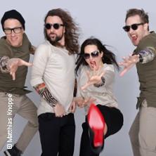 LaLeLu - a cappella-comedy: Muss das sein?! - Das Trendprogramm in BREMEN * Gustav-Heinemann-Bürgerhaus Vegesack,