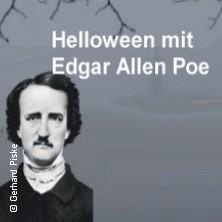 Josefin Lössl: Edgar Allan Poe lässt bitten in MANNHEIM * Klapsmühl' am Rathaus,