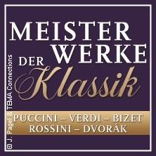 Meisterwerke Der Klassik Tickets