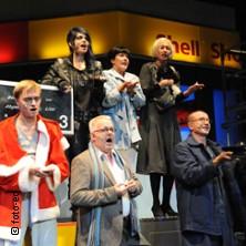 Nacht-Tankstelle - Das Meininger Theater