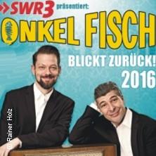 Onkel Fisch Karten für ihre Events 2017