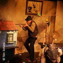 Karten für Peter und der Wolf - Puppentheater von Thomas Hänsel nach Sergej Prokofjev in Leipzig in Leipzig