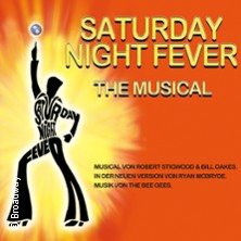 Saturday Night Fever - Das Musical in HORN - BAD MEINBERG * Kurtheater Bad Meinberg,