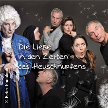 Schlemmen & Comedy: Liebe im Zeichen des Heuschnupfens