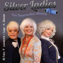 Karten für Silver Ladies - Das Dauerwellen-Musicall von K.-H. Wellerdiek und Ralf Steltner in Hamburg