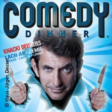Comedy Dinner Präsentiert Von World Of Dinner Tickets