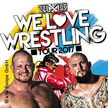 wXw We Love Wrestling  FRANKFURT - Tickets