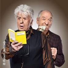 Zwei Genies am Rande des Wahnsinns mit Heinz Rennhack und Heinz Behrens