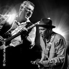 Rob Mo & Willie J. Laws in SOLINGEN * Theater und Konzerthaus Foyer,