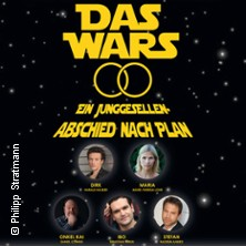 Das Wars - Ein Junggesellenabschied nach Plan in ESSEN * Stratmanns Theater im Europahaus