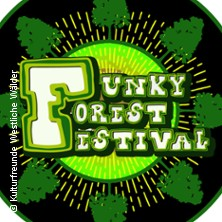 Funky Forest Festival - Tagesticket Freitag