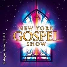 New York Gospel Show in STUTTGART * Liederhalle Hegelsaal,