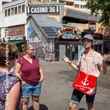 Kreuzberg Tour - Kriminell & Kuschelig in BERLIN * vor dem Casino 36, am U-Bahnhof Kottbusser Tor,
