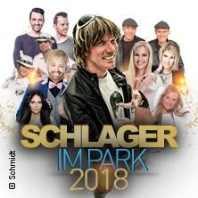 Schlager im Park mit Mickie Krause, Ross Antony, Isi Glück, Vivien Scarlett - 17+18.08.2018